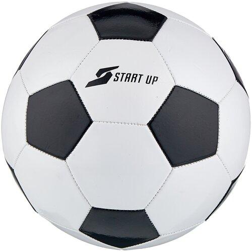 Футбольный мяч START UP E5122 черный/белый 5 мяч start up e5126 5 yellow violet
