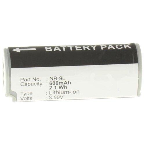 Аккумулятор iBatt iB-U1-F129 700mAh для Canon PowerShot N, PowerShot N2, Digital IXUS 1000 HS, Digital IXUS 510 HS, Digital IXUS 1100 HS, Digital IXUS 500 HS, PowerShot SD4500 IS