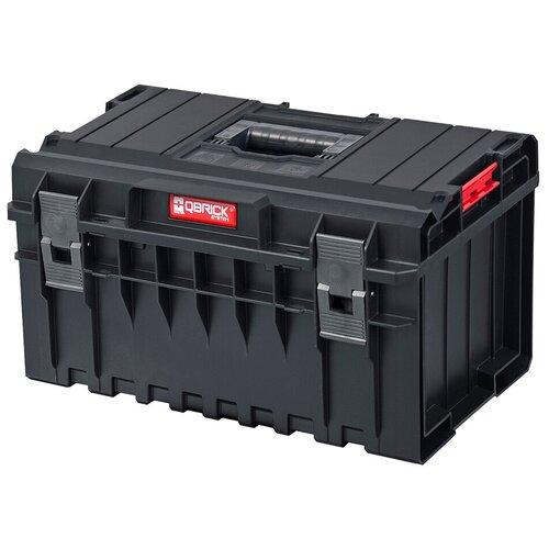 Фото - Ящик для инструментов QBRICK SYSTEM ONE 350 BASIC ящик для инструментов qbrick system one 200 basic 585x385x190mm 10501231