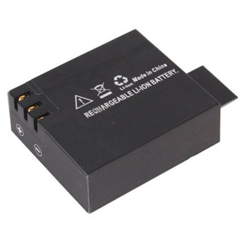 Фото - Аккумулятор SJCAM SJ-BAT 900 mAh для SJ4000 / SJ4000 Wi-Fi / SJ5000 аккумулятор ibatt ib u1 f441 900mah для sjcam sj4000