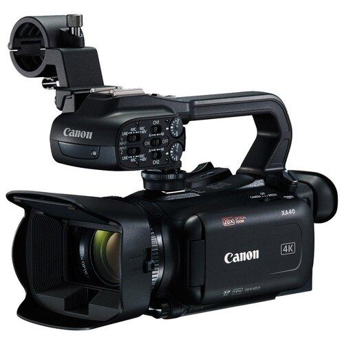 Фото - Видеокамера Canon XA40 черный видеокамера