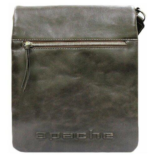 Сумка-планшет Apache СМ-6013-А, коричневый