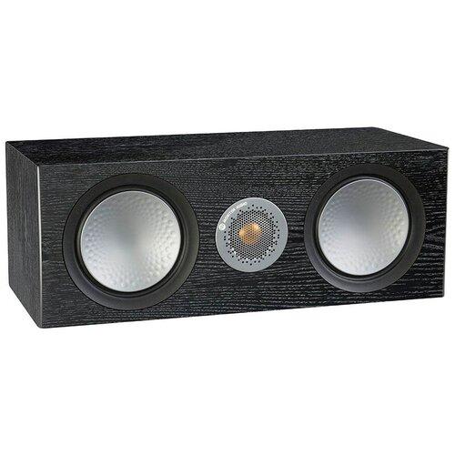Полочная акустическая система Monitor Audio Silver C150 black oak 1