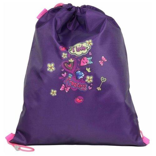 MagTaller Мешок для обуви Princess 31916-48, фиолетовый недорого