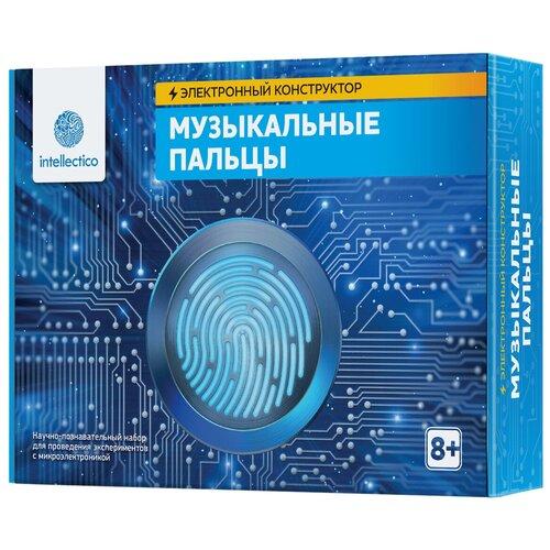 Набор Intellectico Электронный конструктор. Музыкальные пальцы (1007)