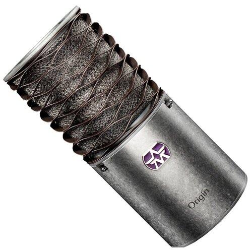 Микрофон Aston Microphones Origin, серебристый