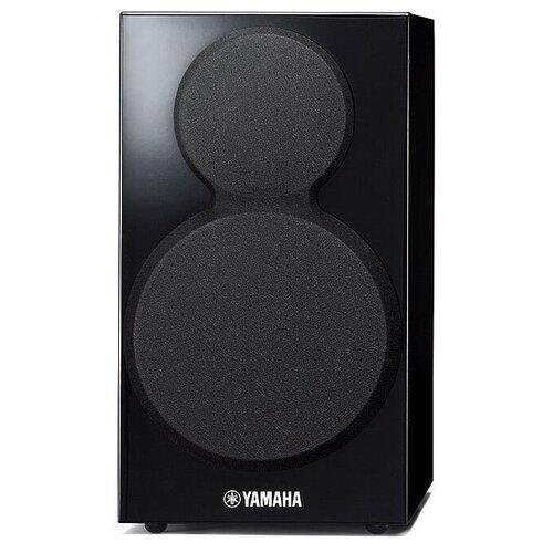 Фото - Полочная акустическая система YAMAHA NS-BP300 комплект: 2 колонки Piano Black колонки yamaha ns p125 black