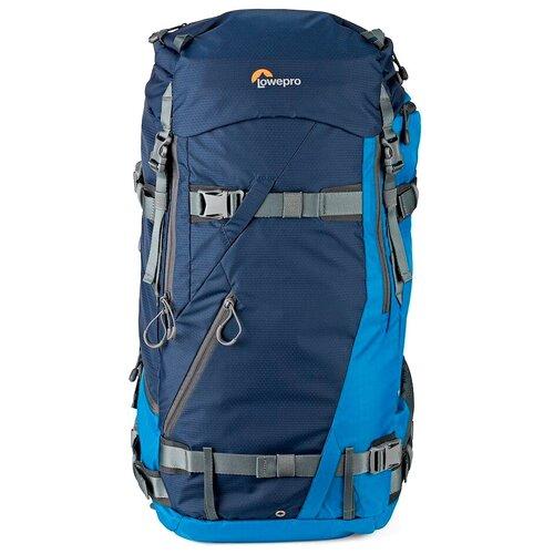 Рюкзак для фото-, видеокамеры Lowepro Powder Backpack 500 AW blue/horizon blue