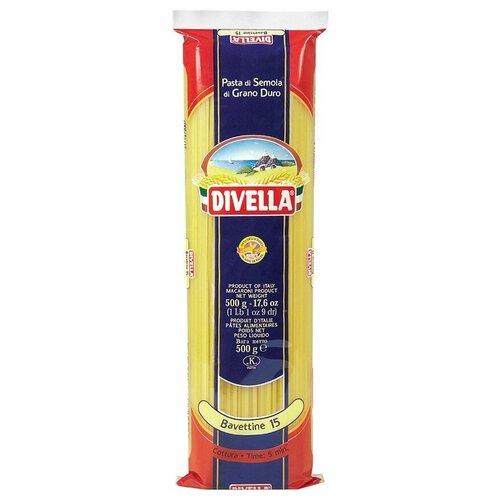Фото - Divella Макароны Bavettine 15, 500 г макароны divella фузилли 500 г