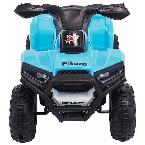 детский электроквадроцикл Электроквадроцикл Pituso XH116 Синий/Blue