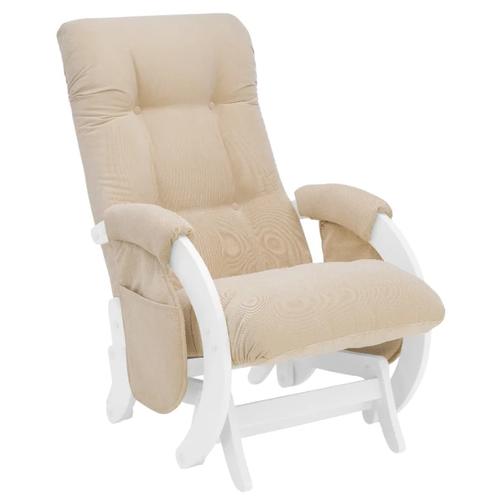 Купить Кресло для мамы Milli Smile дуб молочный/verona vanilla, Подушки и кресла для мам