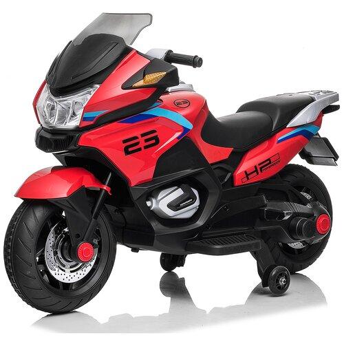 Купить Toyland Мотоцикл Moto New ХМХ 609, красный, Электромобили