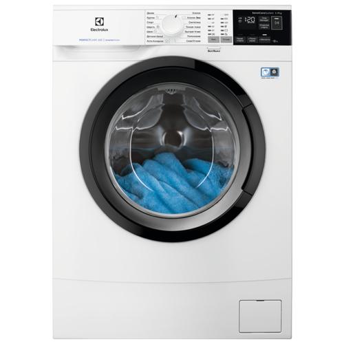 Стиральная машина Electrolux PerfectCare 600 EW6S4R27BI стиральная машина electrolux perfectcare 800 ew8f1r48b
