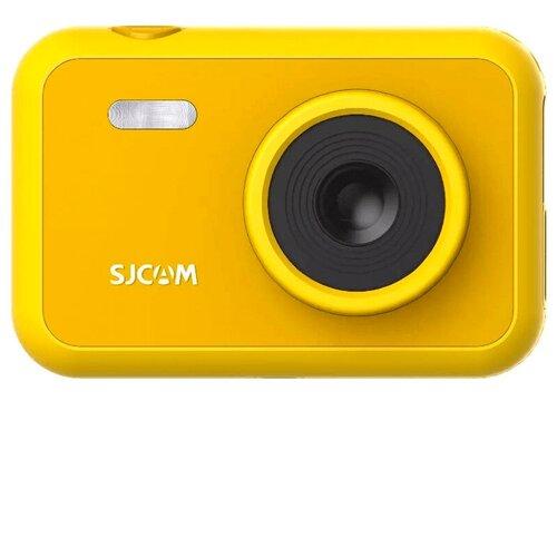 Экшн-камера SJCAM FunCam желтый
