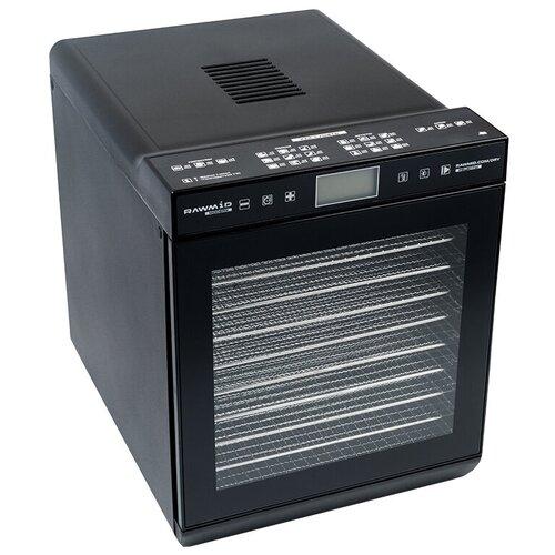 Сушилка RAWMID Modern RMD-10 (стальные лотки) черный