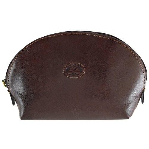 Косметичка Tony Perotti Italico - Tuscania, мужская, натуральная кожа, коричневый, 331173/2