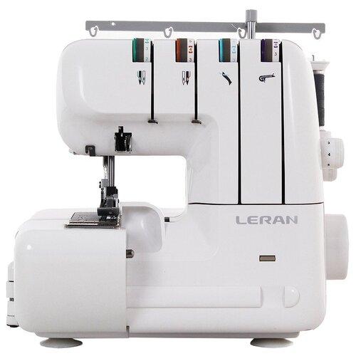 Оверлок Leran OM 328 белый