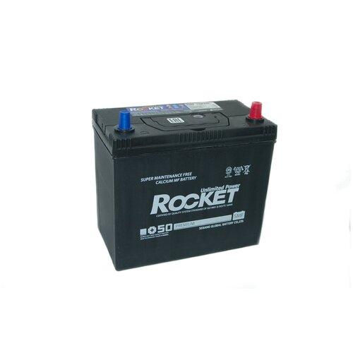 Rocket 55Ач 520A(CCA) 75B24L / 75B24R (Полярность: Обратная)
