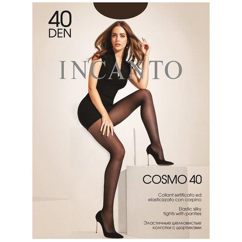Колготки Incanto Cosmo, 40 den, размер 2-S, moka (коричневый)