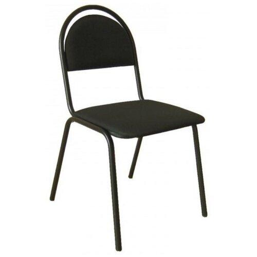 Стул севен/SEVEN чёрный для посетителей и конференц залов