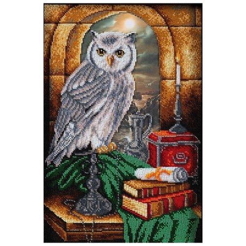 Набор для вышивания «Тайная комната», 26х38 см, Кроше (Радуга бисера)