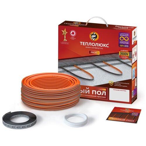 Греющий кабель Теплолюкс ProfiRoll 12,5м 225Вт
