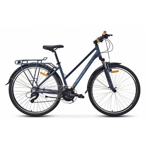 велосипед stels navigator 800 lady 28 v010 17 синий Велосипед STELS Navigator 800 Lady 28 V010 (2021) синий 17 (требует финальной сборки)