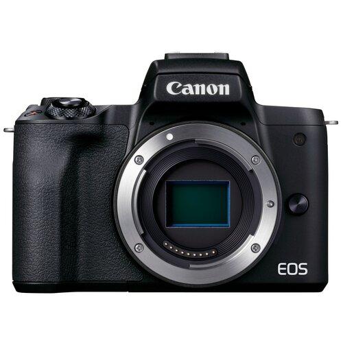 Фотоаппарат Canon EOS M50 Mark II Body черный