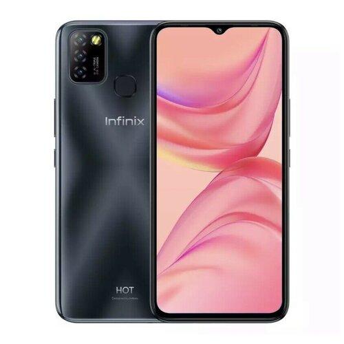 Смартфон Infinix HOT 10 Lite черный
