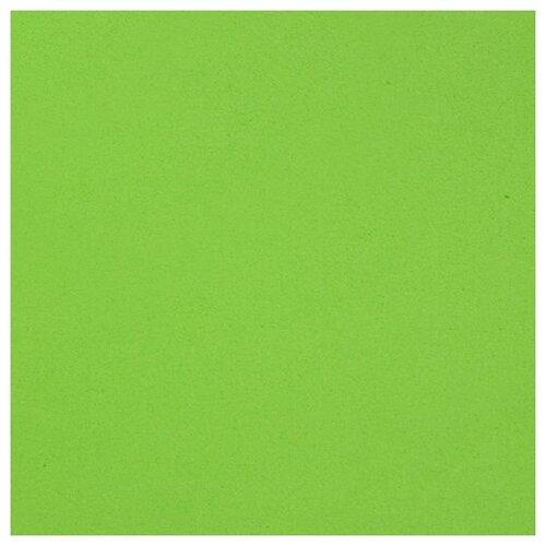 Фоамиран EVA-1010, 10 шт, 20х30 см, 1 мм., Astra&Craft (BK043 зеленый)