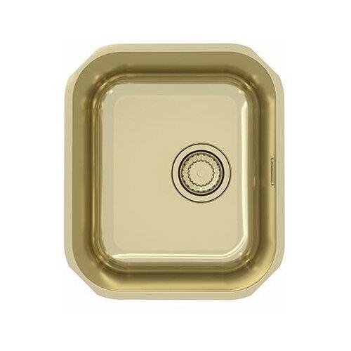 Врезная кухонная мойка 36.8 см ALVEUS Monarch Variant 40 gold