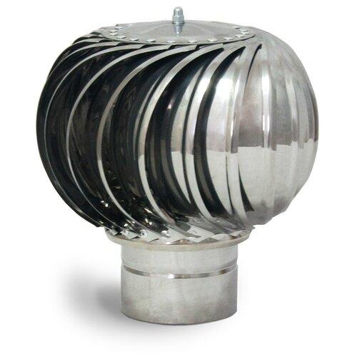 Фото - Турбодефлектор ТД-100 Нержавеющая сталь турбодефлектор era тд 200 оцинкованный металл тд 200ц