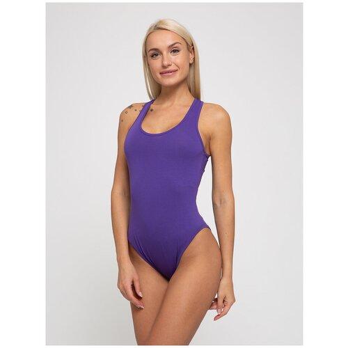 Боди Lunarable, размер 52, фиолетовый