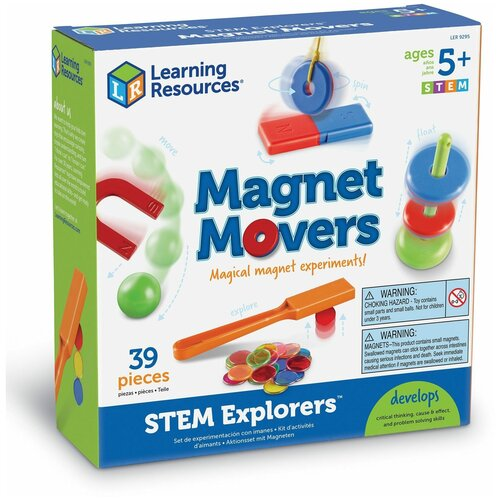 Набор Learning Resources Magnet movers
