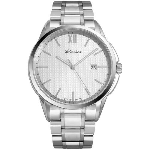 Фото - Часы наручные швейцарские мужские Adriatica A1290.5163Q мужские часы adriatica a1246 5217q
