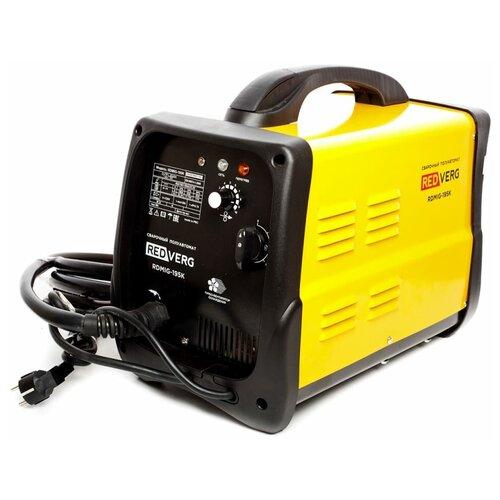 Сварочный аппарат RedVerg RDMIG-195K полуавтомат