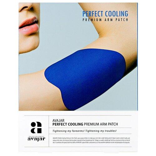 Avajar Perfect Cooling Premium Arm Patch - Охлаждающая маска для рук, 1 шт