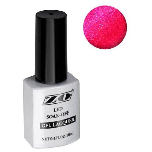 Купить Гель-лак для ногтей ZO mGL, 10 мл, 147 ярко-малиновый шиммер