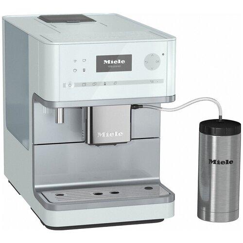 Кофемашина Miele CM 6350, белый лотос