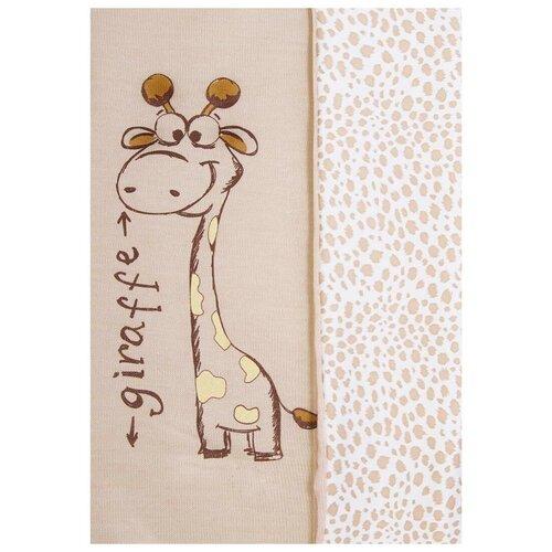 сонный гномик подушка анатомическая для младенцев жираф и черепаха 27 х 25 см Плед Сонный Гномик Жираф 593В 75х90 см бежевый