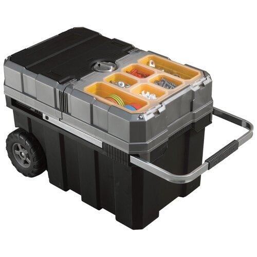Фото - Ящик для инструментов Keter Master Pro Tool Chest 17191709 ящик keter 2 drawers tool chest 17199303 56 2x28 9x26 2 см 22 красный