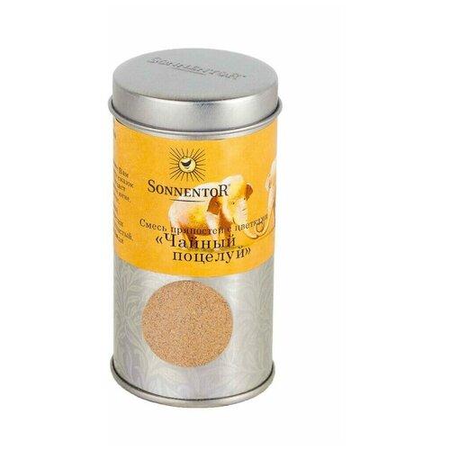 Sonnentor Приправа Чайный поцелуй, 70 г приправа для рыбы от свена sonnentor 35 гр