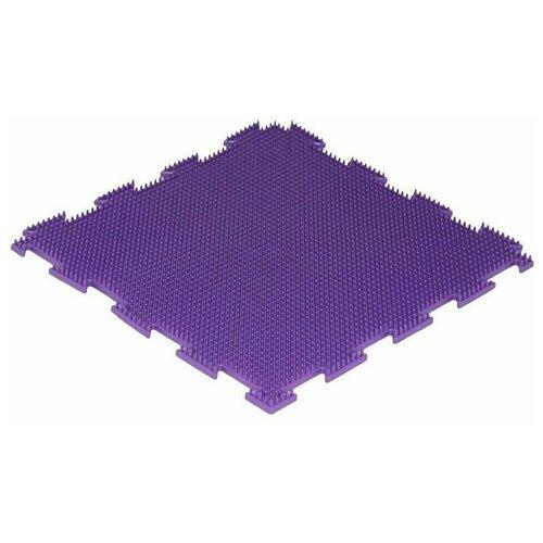 массажные коврики ортодон волна жёсткая Массажный коврик Ортодон Трава жёсткая (фиолетовый)