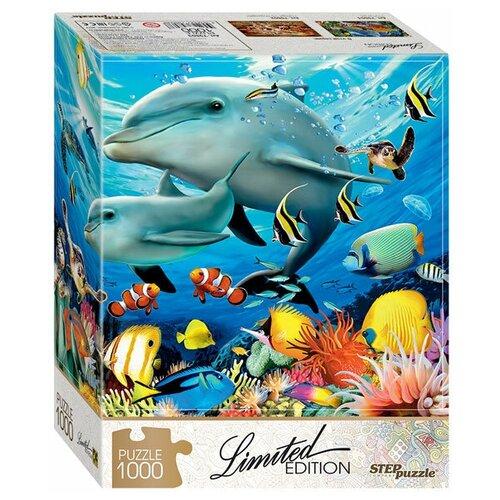 Купить Пазл Step puzzle Подводный мир (79803), 1000 дет., Пазлы