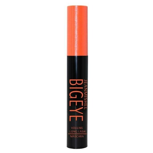 Фото - Jeanmishel Тушь для ресниц Bigeye Volume Long Lash, черный тушь для ресниц jeanmishel volume max extra black 10мл