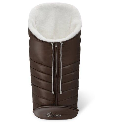 Фото - Конверт-мешок Esspero Cosy White 90 см chocco конверт мешок esspero cosy lux 90 см black