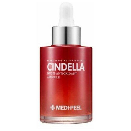 MEDI-PEEL Cindella Multi-Antioxidant Ampoule Мульти-антиоксидантная сыворотка для лица, 100 мл medi peel 5gf bor tox peptide ampoule сыворотка для лица с эффектом ботокса 30 мл
