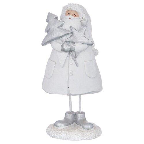 Фигурка Lefard Дед Мороз 100-794 белый