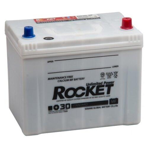 Rocket 80Ач 670А 85D26L (Полярность: Обратная)