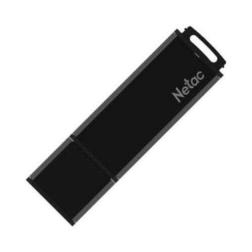 Фото - Флешка Netac U351 8GB, черный флешка netac u336 16gb черный